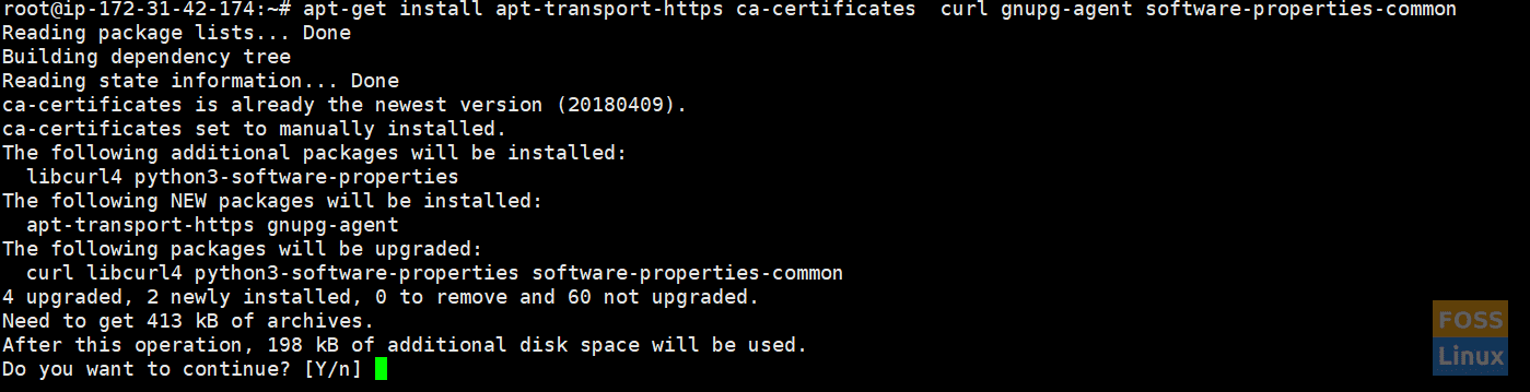 Install Needed Packages