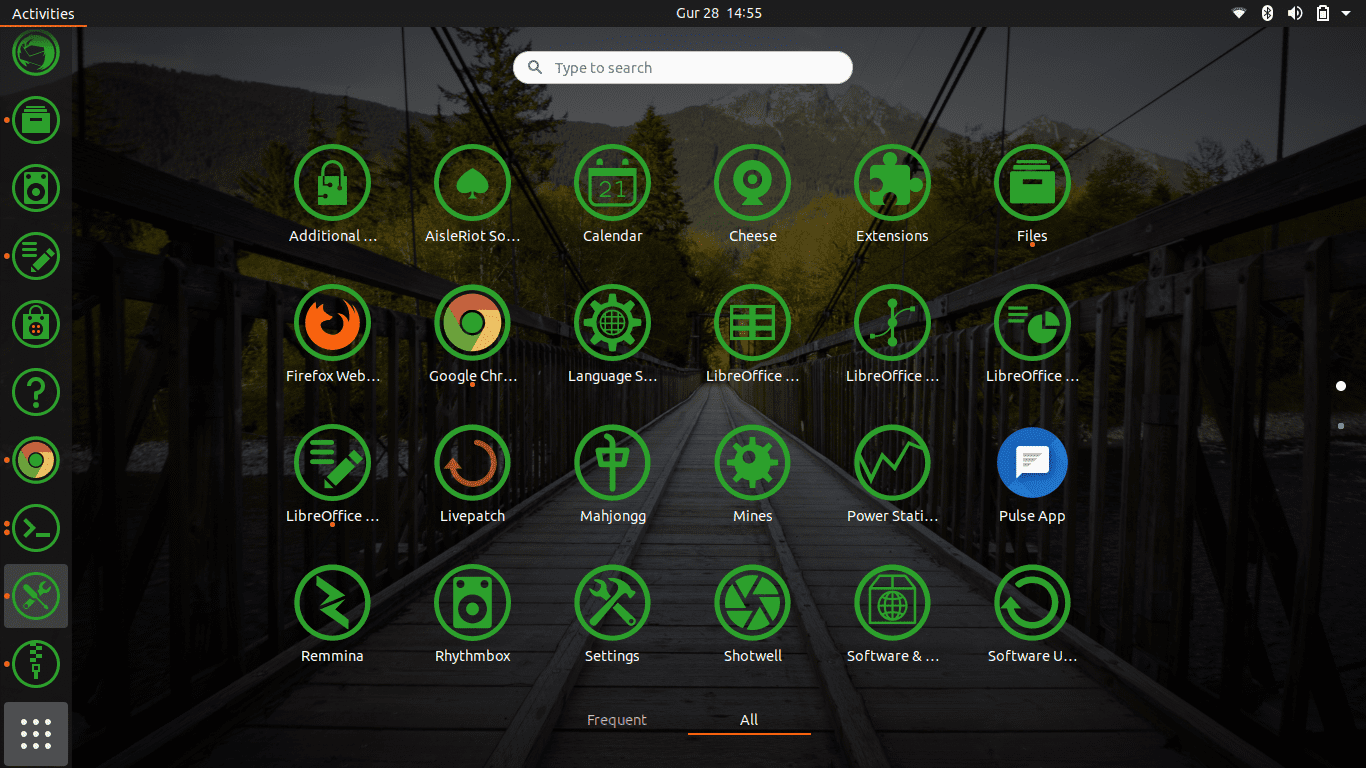Simple Circles Icons