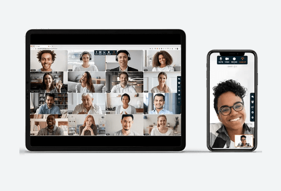 FreeConference video conferencing app