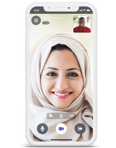 StartMeeting video conferencing app