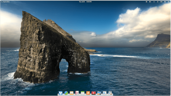 Elementary OS 6 Odin release