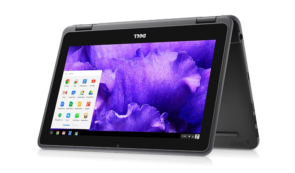 Inspiron Chromebook 11 2-in-1 Laptop