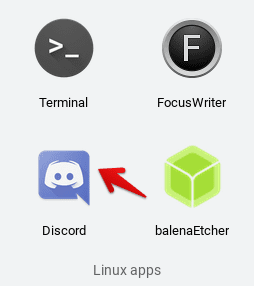 Discord Installed