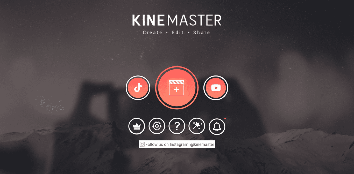 KineMaster Working