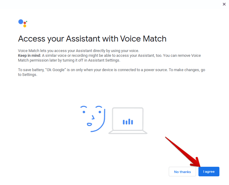 Enabling Voice Functionality