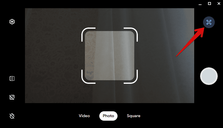 Scanning QR Codes With the Chromebook's Camera